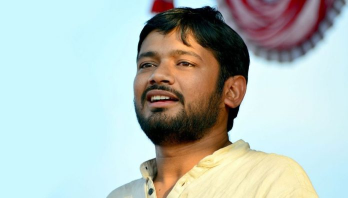 news on kanhaiya kumar