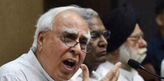 News on Kapil Sibal