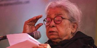 news on mahaswetadevi