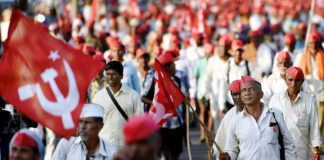 News on Farmers protest marching from Nasik to Mumbai