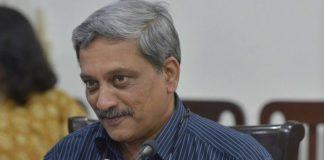news on Manohar Parrikar